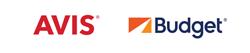 Avis and Budget logos