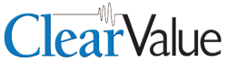ClearValue hearing aids logo
