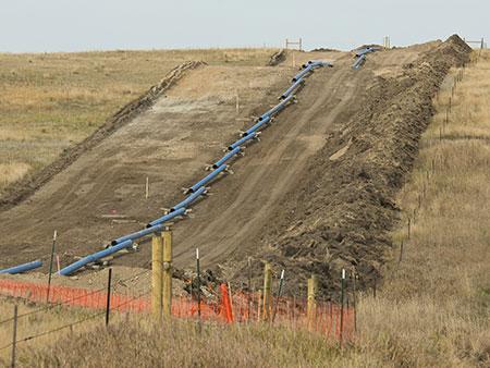 Natural Gas Development