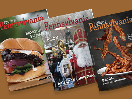 Positively Pennsylvania magazine