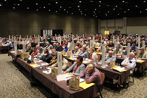 Presenters Sought for PFB Annual Meeting