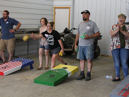 Young Ag Professionals picnic