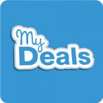 MyDeals logo