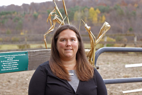 Elk County Farmer Named Outstanding Woman in Agriculture