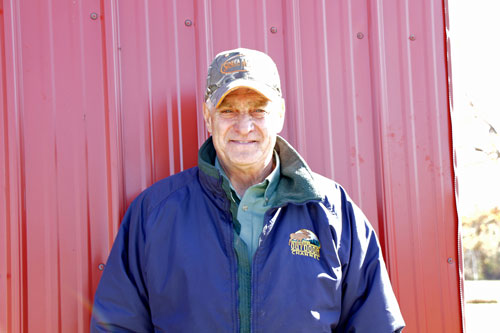 Former Agriculture Secretary Receives PFB's Distinguished Service to Agriculture Award