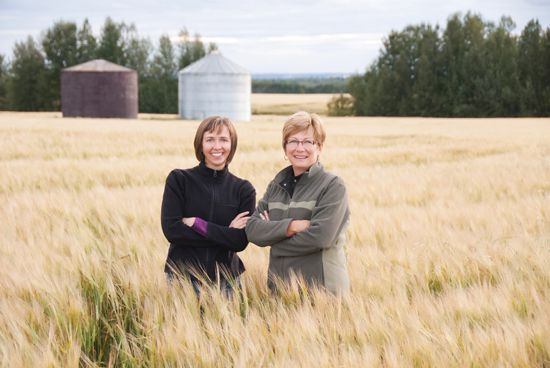 Time for Women to Step up and Seek Ag Leadership Positions