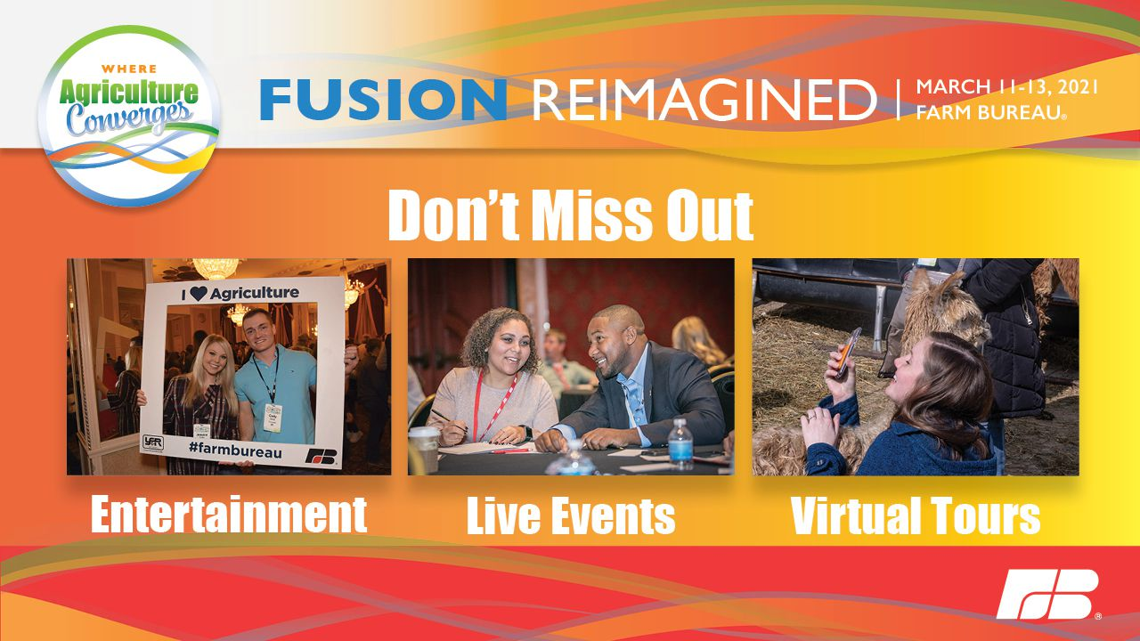 2021 Fusion Conference