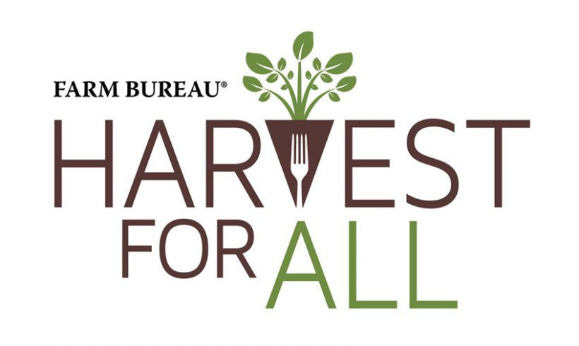 Farm Bureau Gives Back to Hungry Americans through 'Harvest for All'
