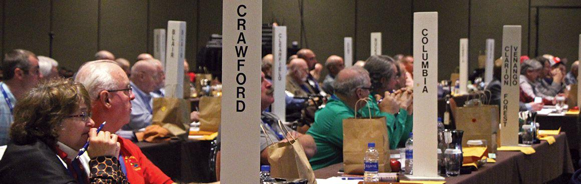 voting delegate session