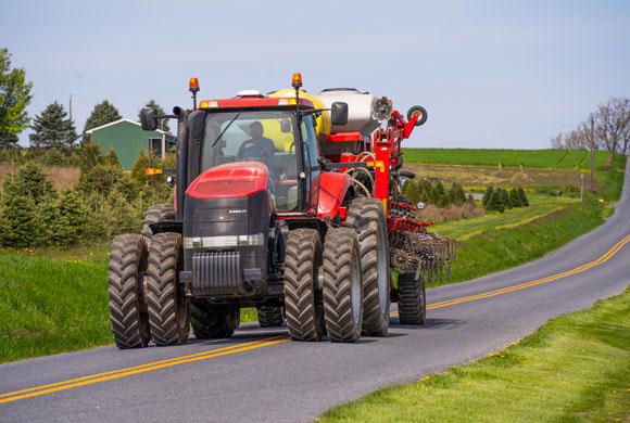 Farm Bureau, Partners Urge Safe Driving During Rural Roads Safety Week
