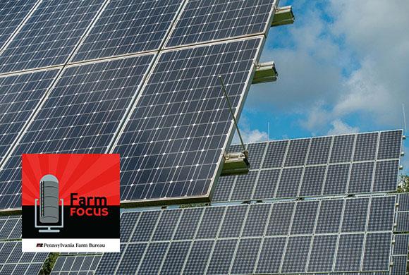 Farm Focus: Solar Energy and Leasing Agreements