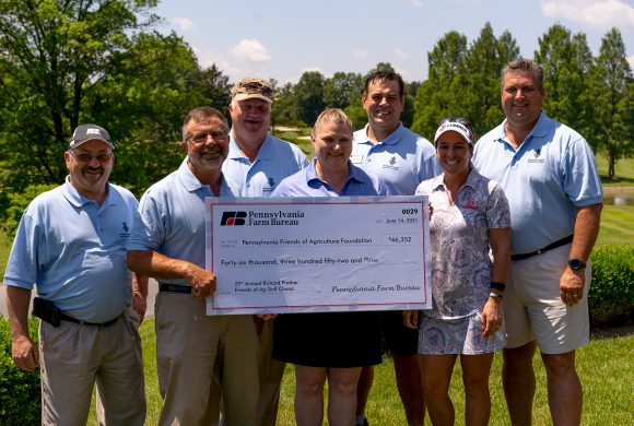 Annual Golf Tournament Reaches $1 Million Mark  for Supporting Agriculture Literacy