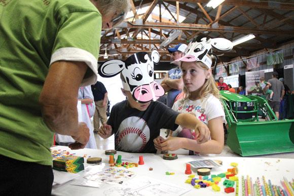 See Farm Bureau's Value in Action at Ag Progress Days