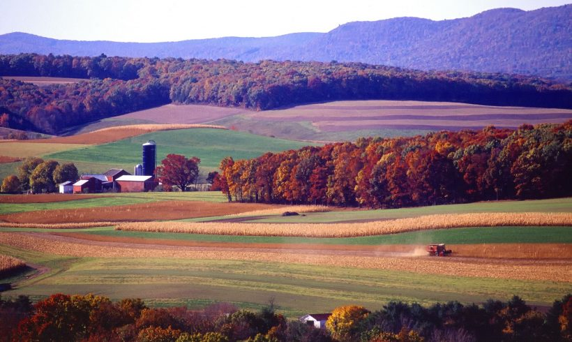 Pennsylvania Farmers Eligible for Conservation Assistance